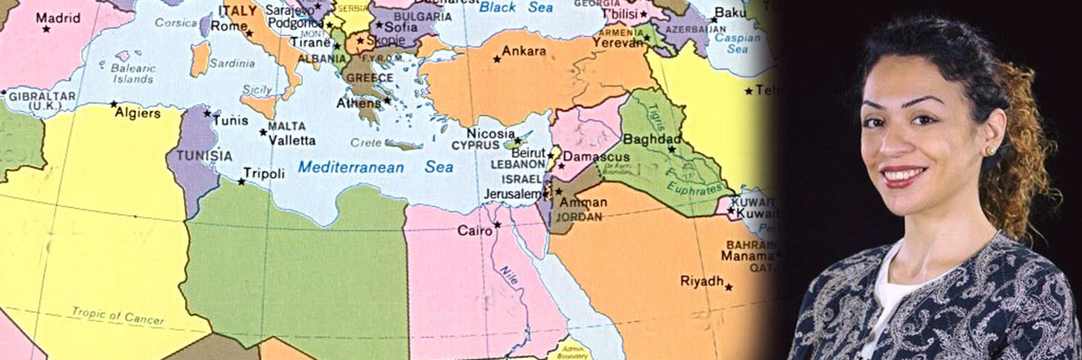 New Regional Director for the Caspian and Middle East North Africa