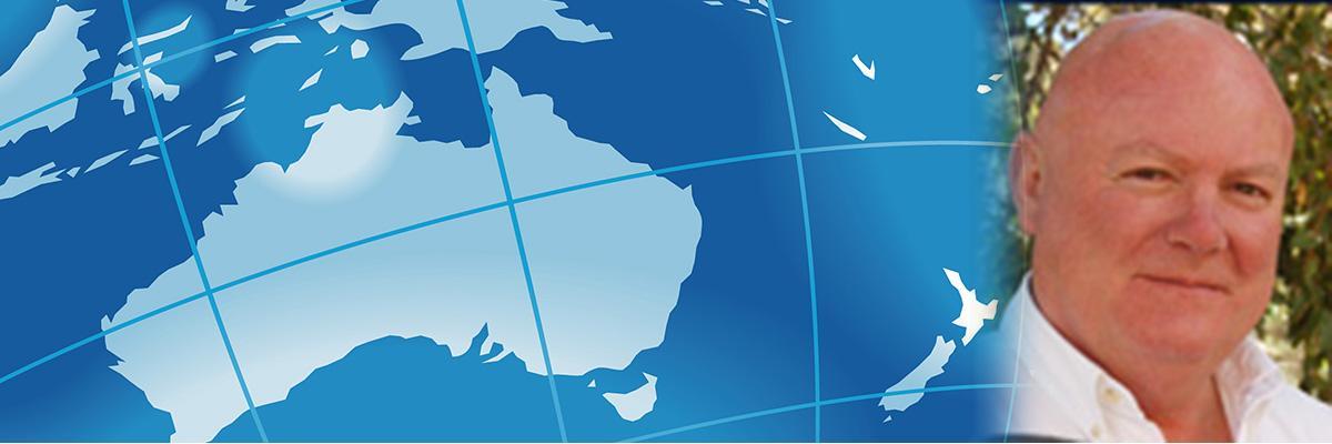 New Regional Director for Australasia