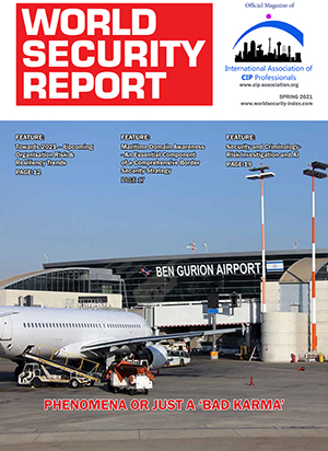 Latest issue of World Security Report has arrived