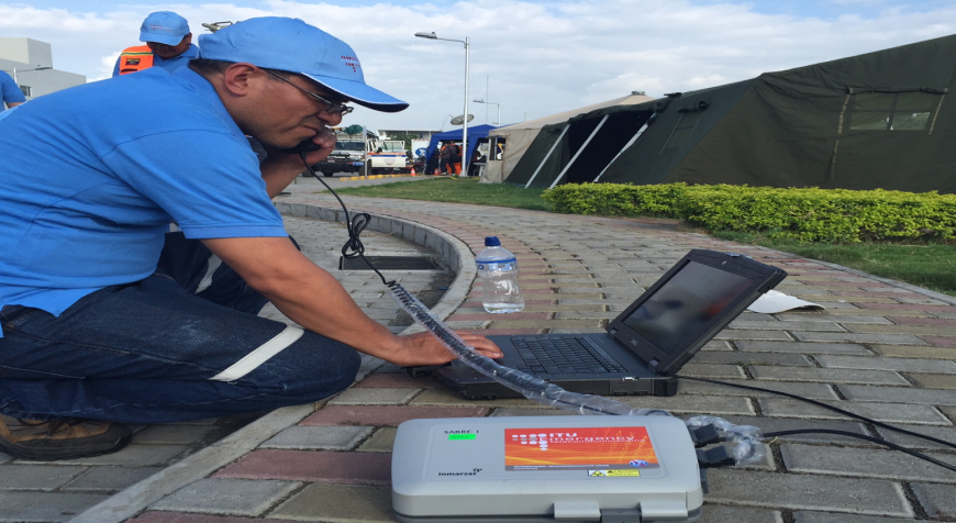 How ITU provides emergency telecommunications in a pandemic