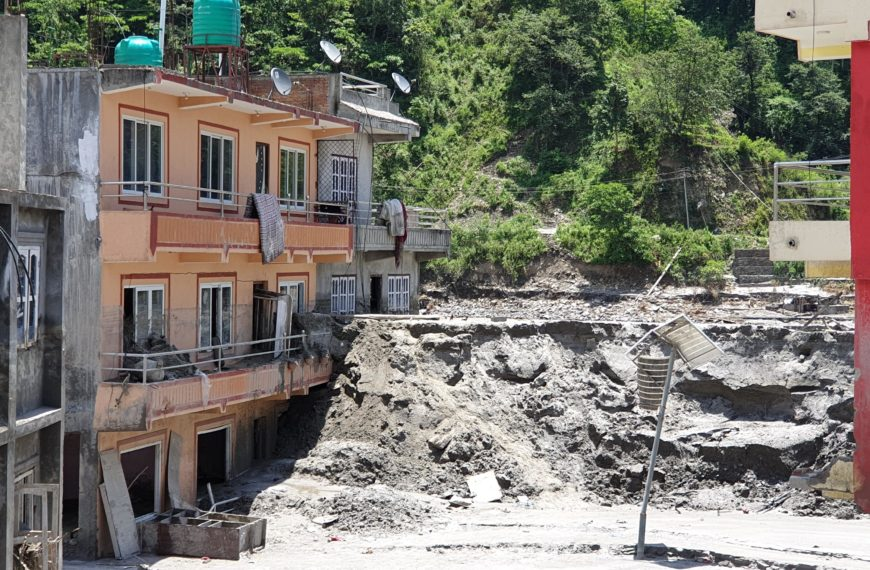 Early warning systems saving lives during Nepal's monsoon
